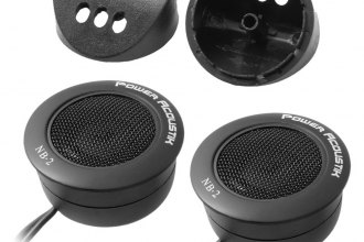 "Power Acoustik® - 1"" 3-Way Mount 4 Ohm 200W Tweeter"