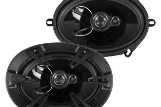 "Power Acoustik® - 5"" x 7"" 3-Way Reaper Series Coaxial 200W Speaker"