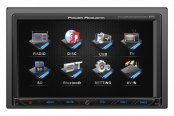 "Power Acoustik® - Double DIN Stereo Receiver with Motorized 7"" Screen and Bluetooth"