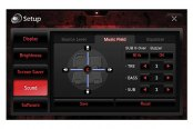 "Power Acoustik® - Double DIN INGENIX Stereo Receiver with 7"" Touch Screen"