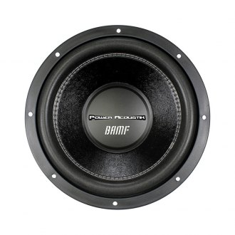 "Power Acoustik® - 10"" BAMF Series 3200W 4-ohm DVC Subwoofer"
