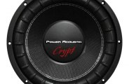 Power Acoustik� - Crypt Series DVC Subwoofer