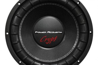 "Power Acoustik® - Crypt Series 15"" DVC 4 Ohm 2200W Subwoofer"