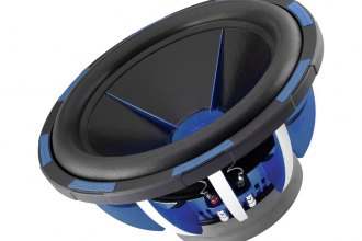 "Power Acoustik® - 12"" MOFO Series DVC 4 Ohm 2700W Subwoofer"