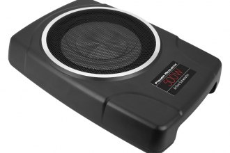 "Power Acoustik® - 8"" Loaded Enclosure 500W RMS"