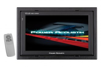 "Power Acoustik® - 7"" Headrest LCD Monitor"
