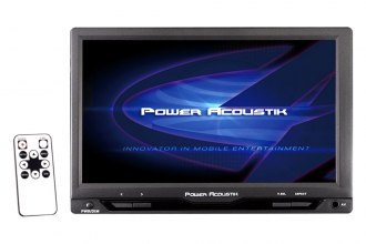 "Power Acoustik® - 7"" Headrest TFT Monitor with Built-In IR Transmitter"