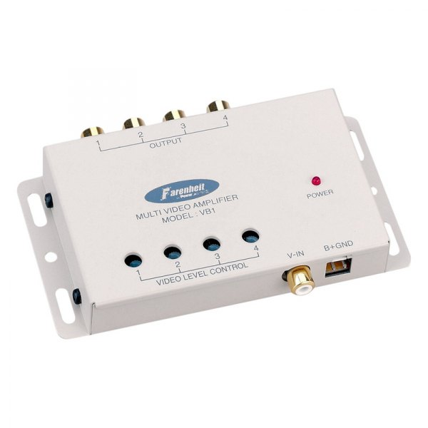 Power Acoustik® - Video Signal Booster