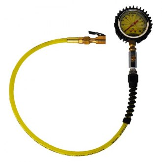 Power Tank® - Hands-Free Tire Pressure Gauge