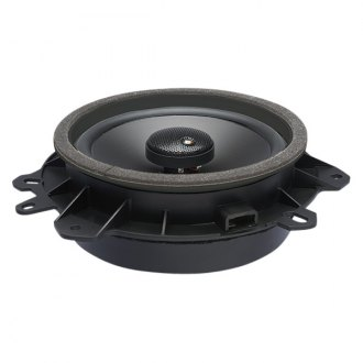 "PowerBass® - Front & Rear 6.5"" 60W/120W Upgraded OEM Replacement Co-Axial Speakers"