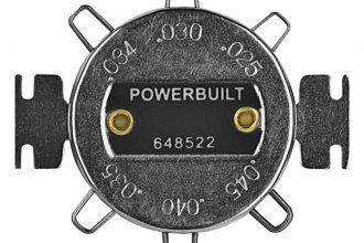 Powerbuilt® - Standard Ignition Spark Plug Gauge