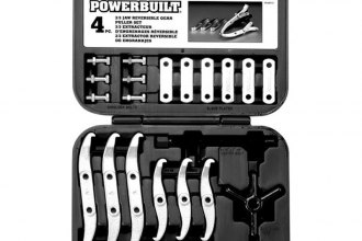Powerbuilt® - Combo 2/3 Jaw Gear Puller Kit #43