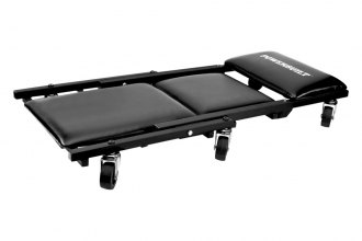 "Powerbuilt® - 40"" 3-In-1 Creeper Seat with Tray"