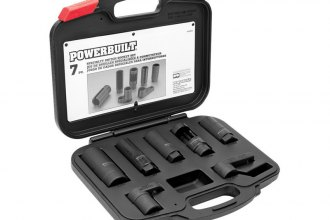 Powerbuilt® - Specialty Switch Socket Kit - Kit #62