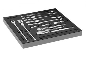 Powerbuilt® - Master Ratchet and Accessory Set - 16 Pc