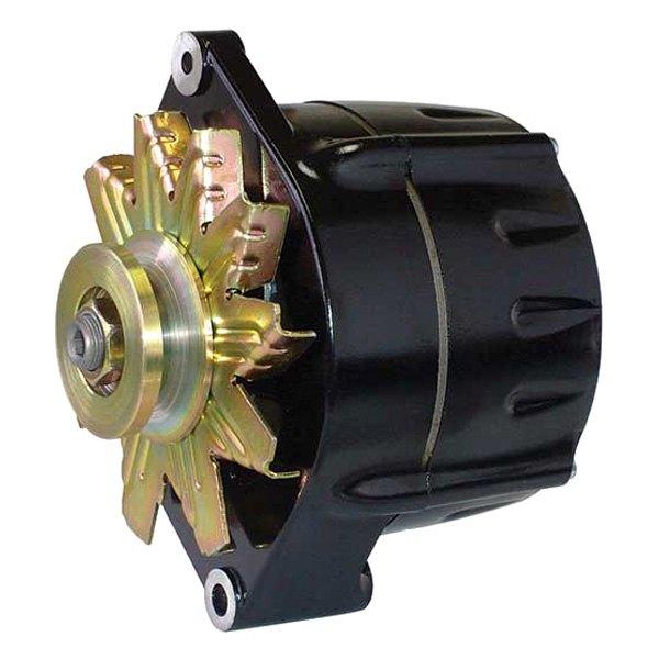 Powermaster 17297-344 Smooth Look Alternator Powermaster Performance