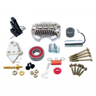 Powermaster® - 12SI Alternator Rebuild Kit with Bearings