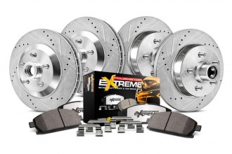 PowerStop® - 1-Click Extreme Truck and Tow Brake Kit