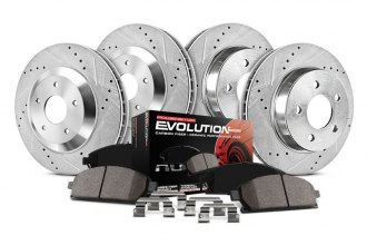 PowerStop® - 1-Click Vented Brake Kit
