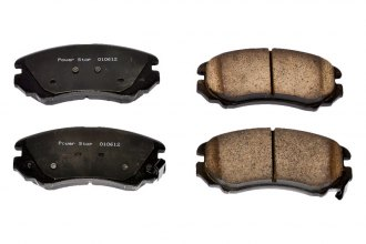 PowerStop® 16-924 - Z16 Evolution Ceramic Front Brake Pads