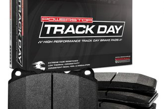 Power Stop® - Track Day Brake Pads