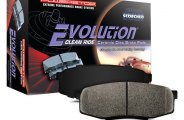 PowerStop� - Z16 Evolution Ceramic Front Brake Pads