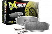 Image may not reflect your exact vehicle! PowerStop® - Z26 Extreme Performance Brake Pads