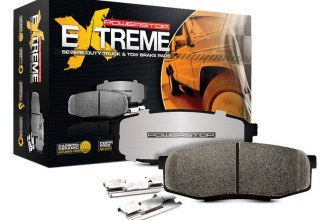 PowerStop® - Z36 Truck and Tow Ceramic Front Brake Pads