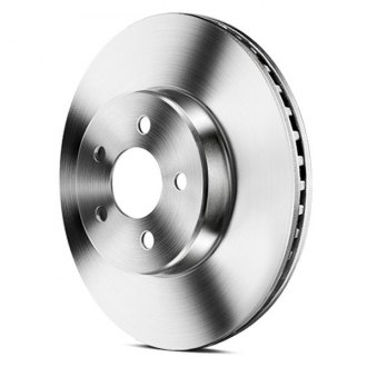 Power Stop® - Autospecialty OE Vented 1-Piece Front Brake Rotor
