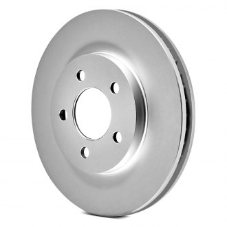 Power Stop® - Euro-Stop™ Vented 1-Piece Front Brake Rotor