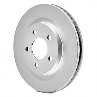 Power Stop® - Evolution Coated Vented 1-Piece Front Brake Rotor
