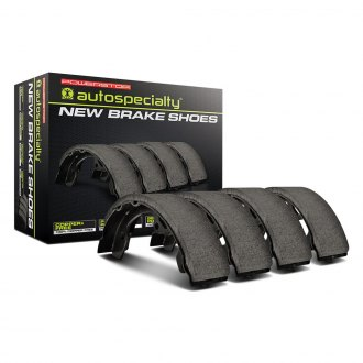 Power Stop® - Autospecialty Rear Drum Brake Shoes