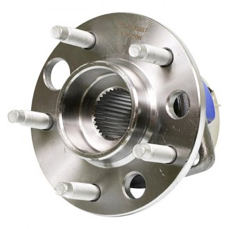 Power Stop® - Front Wheel Bearing and Hub Assembly