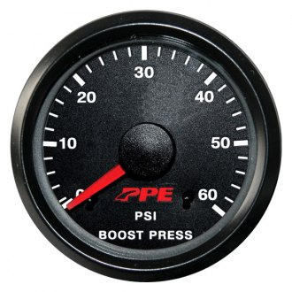 PPE® - Turbo Boost Pressure Gauge
