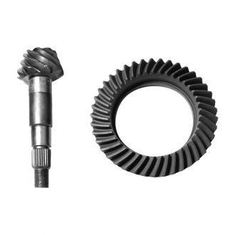 Alloy USA® - Rear Ring and Pinion Gear Set