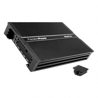Precision Power® - Black Ice Series Class D Mono 2600W RMS Amplifier