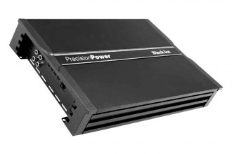 Precision Power® - Black Ice Series Class AB 2-Channel 800W RMS Amplifier