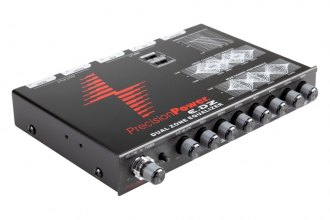 Precision Power® - 7-Band Dual Zone Graphic Equalizer