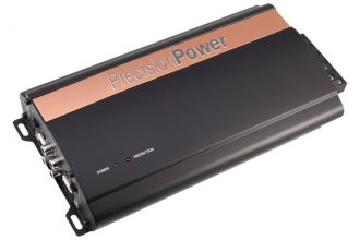 Precision Power® - ION Series Class D 4-Channel 520W RMS Amplifier
