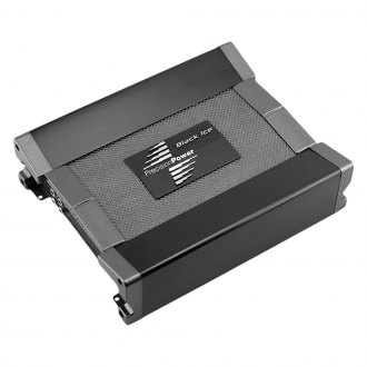 Precision Power® - Black Ice Series Class D Mono 1300W Amplifier