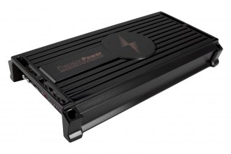 Precision Power® - Phantom Series Class D 5-Channel 900W RMS Amplifier