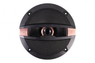 "Precision Power® - 6.5"" 120W Black Ice Series 2-Way Components Speaker"