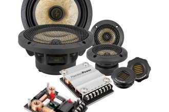 "Precision Power® - 6-1/2"" PPI Power Class 3-Way 400W Components Speakers"