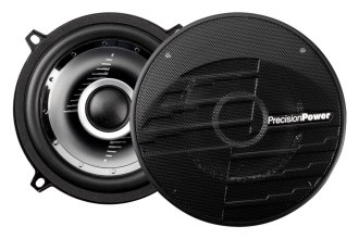 "Precision Power® - 5-1/4"" Power Class Series 2-Way 100W RMS Speakers"