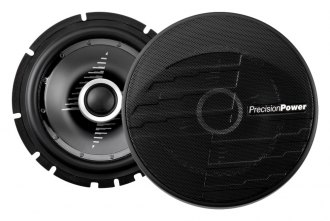 Precision Power® - 6-1/2 2-Way Power Class Series 120W RMS Speakers