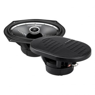 Precision Power® - 6x9 2-Way Power Class Series 150W RMS Speakers