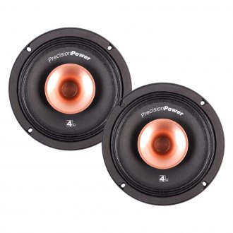 "Precision Power® - 10"" 2-Way Pro-Audio Series 450W Speakers"
