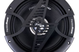 "Precision Power® - 6-1/2"" Mid-Range Pro Audio Series 250W 4 Ohm Speaker"