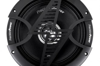 "Precision Power® - 8"" Mid-Range Pro Audio Series 350W 4 Ohm Speaker"