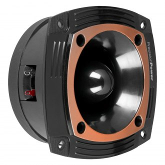 "Precision Power® - 2"" Pro Audio Series 100W 105 db Bullet Tweeters"